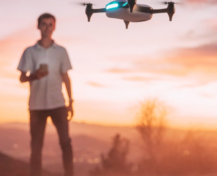 Drone Industry Experts - Guinn Partners Drone Analyst